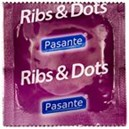 Pasante Ribs and Dots (Intensity)